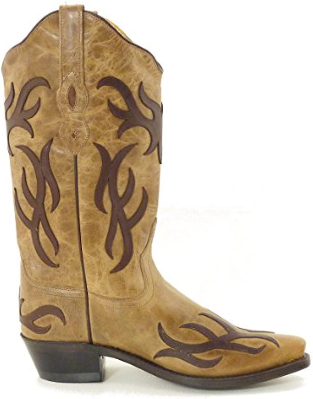 Gentiluomo     Signora Westernwear-Shop  - Stivali da cowboy Donna durevole Prezzo ragionevole Scarpe leggere | Stili diversi  d79684