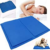 FiNeWaY Magic Multi Functional Cooling Gel Pillow Reusable Chilled Natural Comfort Sleeping Aid