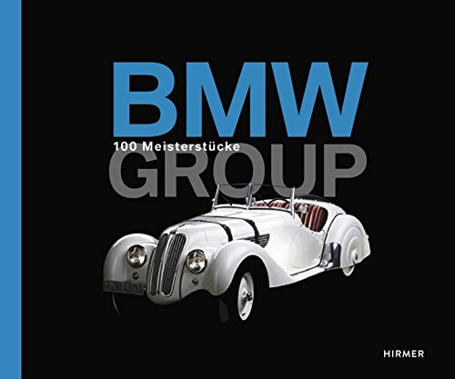 BMW - 100 Meisterstücke Buch-Cover