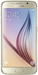 Samsung Galaxy S6 Smartphone (5,1 Zoll (12,9 cm) Touch-Display, 32 GB Speicher, Android 5.0) gold (Nur für Europäische SIM-Karte) (B00TX5OFL8) | Amazon price tracker / tracking, Amazon price history charts, Amazon price watches, Amazon price drop alerts