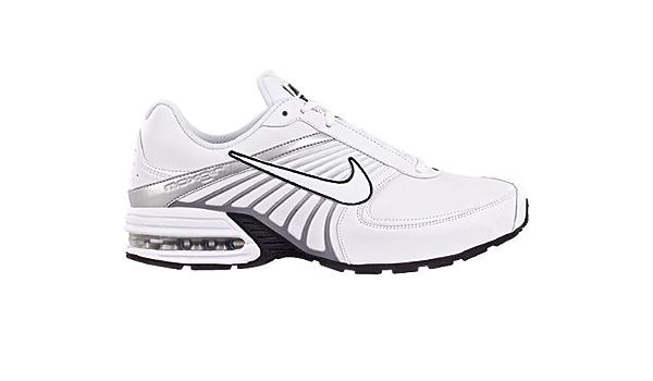 Hubert Hudson Aprovechar A la meditación  Nike Air Max Torch VI SL / White Leather Mens Shoes White Size: 13:  Amazon.co.uk: Shoes & Bags