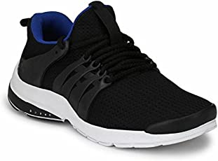 MB Men's Red Nitro Series Mesh Running Stylish Sports Outdoor Shoes