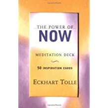 The Power of Now: Meditation Deck