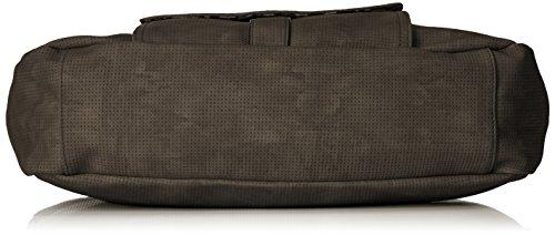 Tamaris Damen Adriana Shopping Bag Henkeltasche, 12x32x34 cm Schwarz (Black)