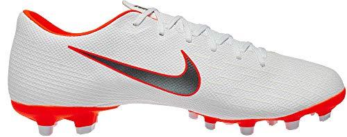 Nike Unisex-Erwachsene Mercurial Vapor 12 Academy MG AH7375 107 Fußballschuhe, Mehrfarbig (Indigo 001), 44.5 EU (Damen-fußballschuh Mercurial)