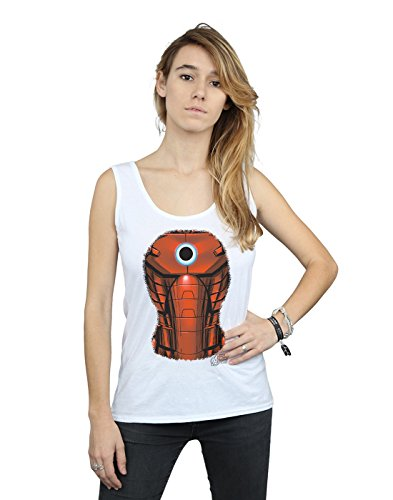 Marvel Mujer Iron Man Chest...