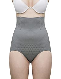 LACE AND ME Laceandme Magic Wire No Rolling Down Tummy Tucker Women's Shapewear Grey