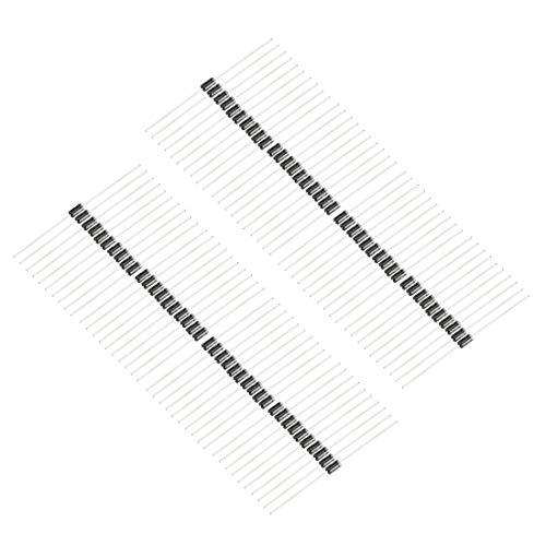sourcing map 80 Stück HER103 Gleichrichter Diode 1A 300V Axiale Elektronische Silizium Dioden de