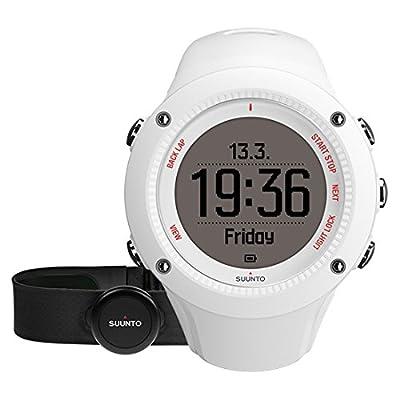 Suunto Ambit3 Run - Reloj GPS Unisex Multisports/Outdoor + Cinturón de frecuencia cardiaca de Suunto