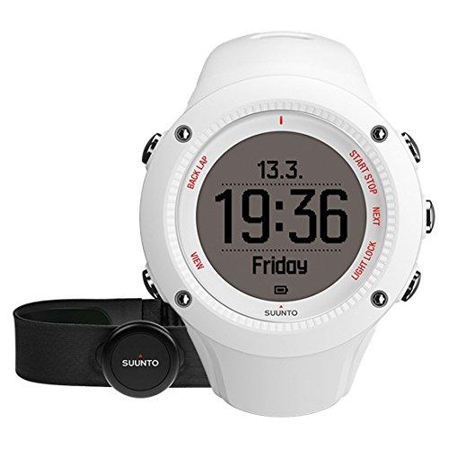 Suunto Ambit3 Run - Reloj GPS Unisex Multisports/Outdoor + Cinturón de frecuencia Cardiaca