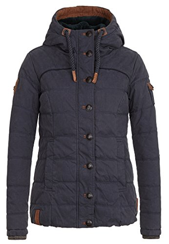 Naketano Damen Jacke, dark-blue, M