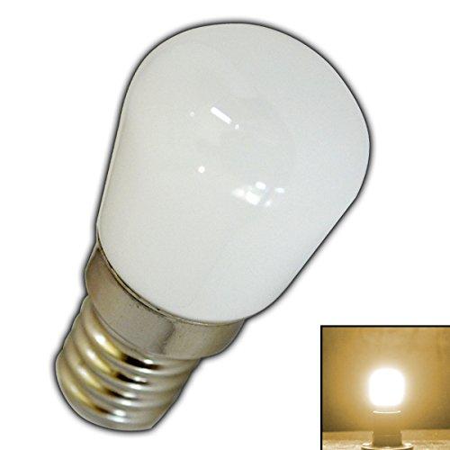 E14 mini LED Birne 1,5 Watt matt/Milchglas - warmweiß Lampe Strahler Glühbirne Birne Leuchtmittel - Milchglas Led Birne