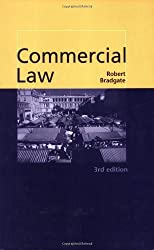Commercial Law by Robert Bradgate (2000-12-10)
