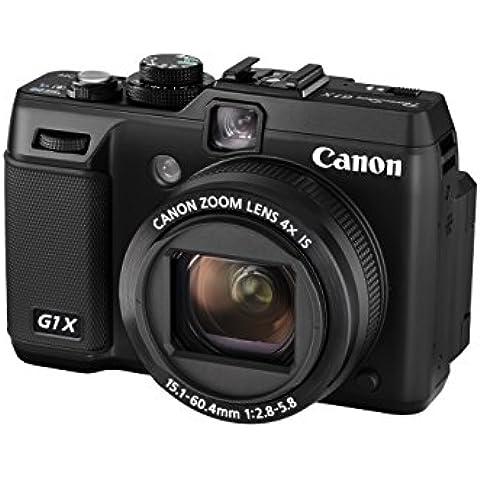 Canon PowerShot G1 X Fotocamera Compatta Digitale, 14 Megapixel,
