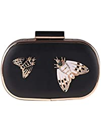 05b2fb3a8 Lxzxcv Bolso Mariposa, Embrague De Diamante/Novia, Vestido/Bolso De Dama (