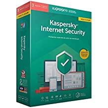 Kaspersky Internet Security 2019 Mise à jour (3 Postes / 1 An)
