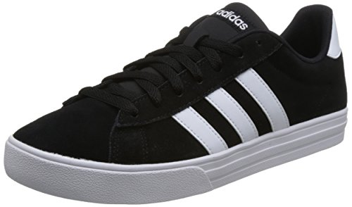 pretty nice 4054c c7d61 adidas Herren Daily 2.0 DB0273 Sneaker Mehrfarbig (Black 001) 41 13 EU