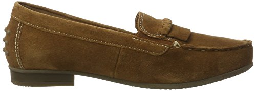 Gabor Shoes Comfort, Mocassins Femme Marron (rust 45)