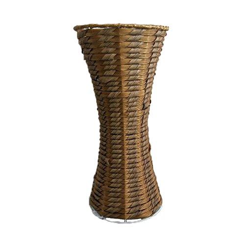 Einfache Künstliche Blumen Rattan Vase Für Zuhause/Büro / Hotel/Garten -A26