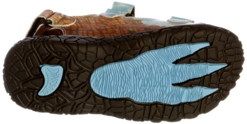 Dinosoles , Sandales garçon Bleu - bleu