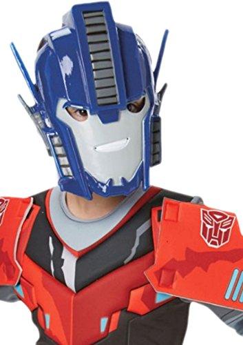 Imagen de erdbeerloft–joven optimus prime transformers carnaval disfraz, 110–134, multicolor multicolor 5 años alternativa