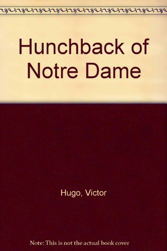 The Hunchback of Notre Dame PDF Books