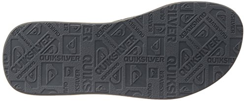 Quiksilver CARVER NUBUCK M SNDL SBKM Herren Sandalen Braun (Demitasse - Solid CTK0)