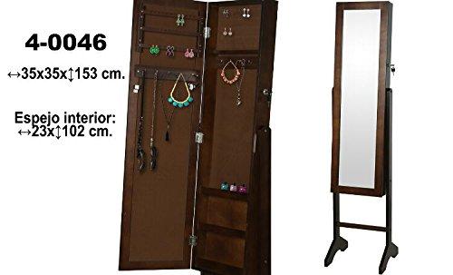 DonRegaloWeb-Espejo-joyero-de-pie-con-puerta-y-llave-de-madera-en-color-nogal