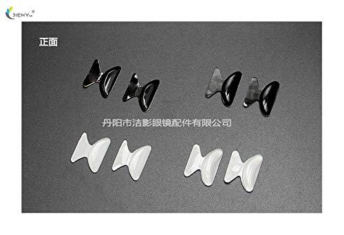 Provide The Best 5 Paar-Brillen Sunglass Glas-Brille Anti-Rutsch-Silikon-Stick auf der Nase Pad