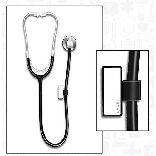 HengYue Estetoscopio Adecuado para Enfermera Hombres Mujeres Infantil Pediátrico