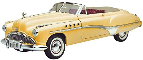 1949-buick-roadmaster-motormax-73116b-beige-118-die-cast