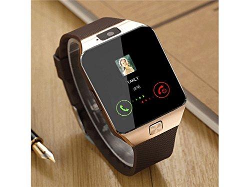Modische Uhr Touch Screen Digital LED Wasserdichte Jungen Mädchen Casual Armbanduhren