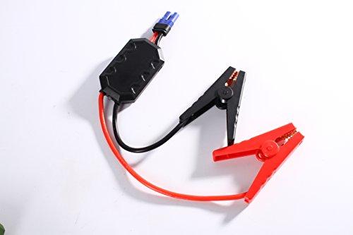 Preisvergleich Produktbild Jump Starter Kabel Ersatz,  guluman Auto Tragbarer Akku Auto Booster Kabel für EC5 Ausgang 12 V Auto Jump Starter Akku Smart Kabel (EC5 Ausgang)
