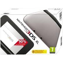 Nintendo 3DS XL silber-schwarz EU