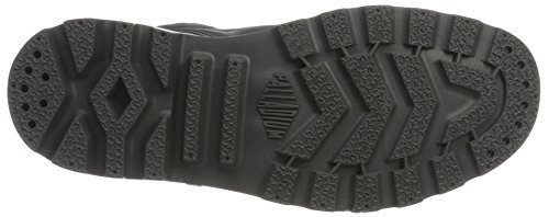 Palladium Unisex-Erwachsene Mono Chrome Baggy Ii Sneaker Grau (Castlerock)