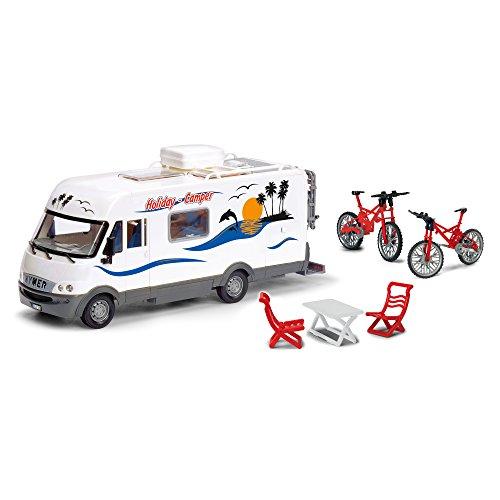 Dickie - Caravana de Vacaciones (Simba 3777000)