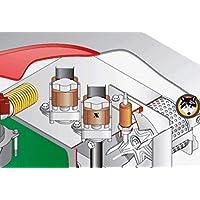238 mm x 200 mm VOYTO Morso Cleanheat Ardilla 1430 Vidrio de repuesto para estufa