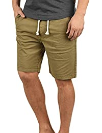 Indicode Abbey Herren Chino Shorts Bermuda Kurze Hose Aus Stretch-Material  Regular Fit fab989b16c