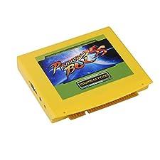 Arcade Jamma Board Pandora's Box 5S 999 Juegos Multi Game Arcade Machine Accesorio DIY Kit Parte Jamma PCB Classic Vintage Tablero de videojuegos, LCD y CRT VGA y CGA Parte Pandora's Box 5S