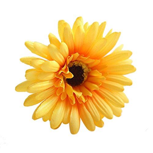 VWTTV künstliche künstliche Blume Blatt Sonnenblume Blume Sonnenblume künstliche Blume Hochzeitsstrauß Partei Hauptdekoration - Partei Für Geld-baum Die