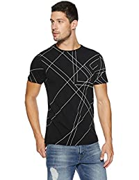 KILLER Men's Printed Slim Fit T-Shirt