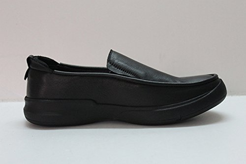 Homme Adulte Rond Lace-Up Costume Imperméable Chaud Travail Respirant Randonnée Chaussures Black
