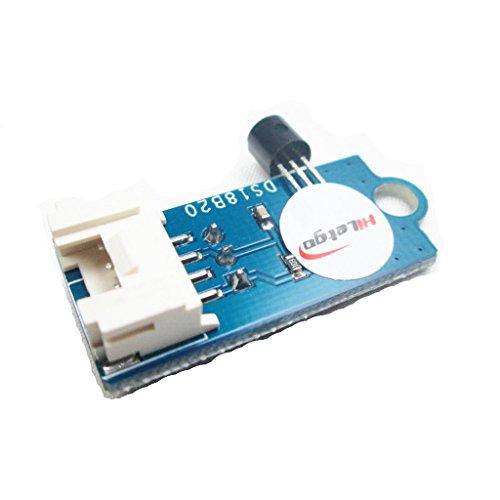 hiletgo numérique Capteur de température DS18B20pour Arduino UNO Pic AVR MCU DSP