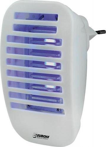 Preisvergleich Produktbild Insektenvernichter mit LED für die Steckdose Fliegenfalle Fliegenkiller