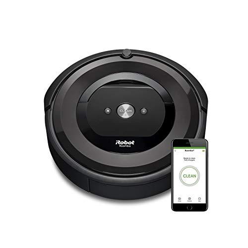 iRobot Aspiradora Robot Roomba E5158 WiFi