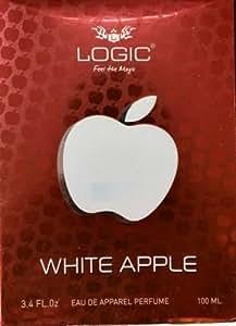 Logic White Apple Apparel Perfume 100ml