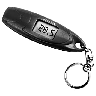 Accutire MS-4652B Digital Keychain Tire Gauge by Measurement Limited