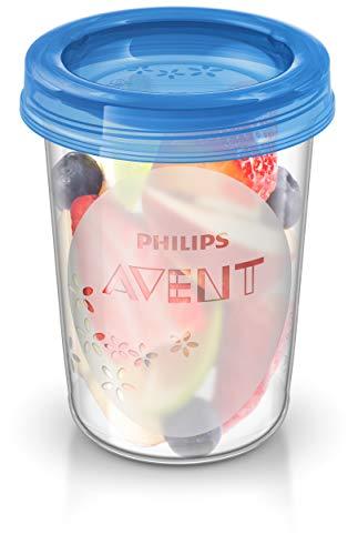 Philips Avent SCF721/20 Aufbewahrungssystem für Babynahrung, 20er Pack (10×180 ml, 10x 240 ml) - 3