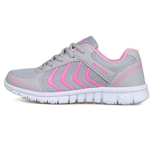 Damen Breathable Sportschuhe Turnschuhe Ultraleicht Training Running Sneaker Outdoor Frauen Laufschuhe