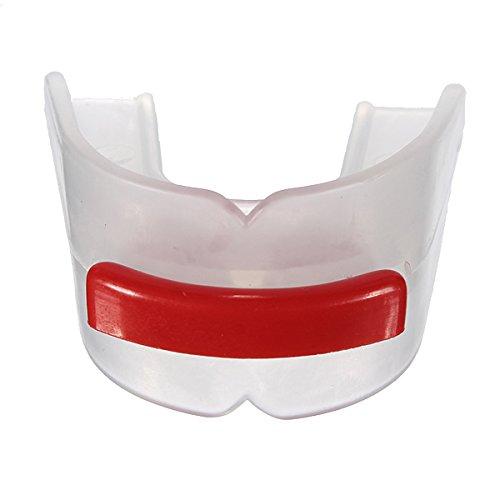 Bluelover Anti Ronflement Embouchure Stop Ronflement Protège-Dents Dispositif De Sommeil Aide